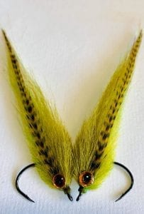 Sea bass streamer